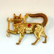 Гофро-Кот (Кот механик)